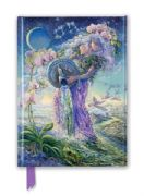 Aquarius Foiled Notebook - Josephine Wall